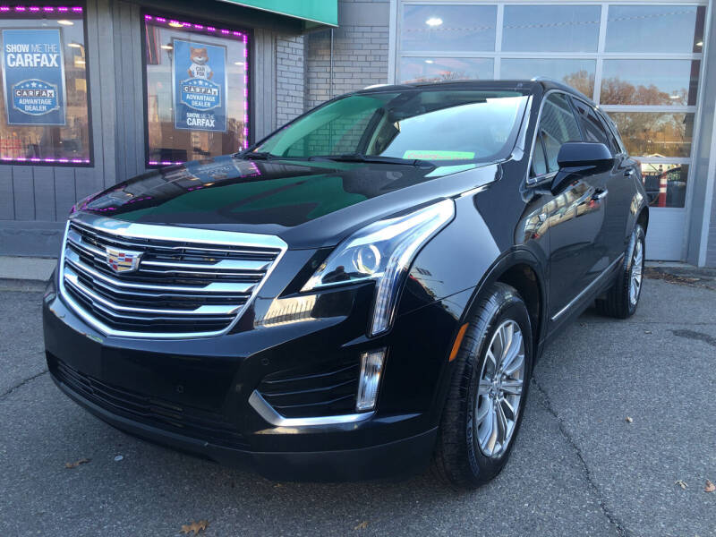 2017 Cadillac XT5 for sale at Champs Auto Sales in Detroit MI