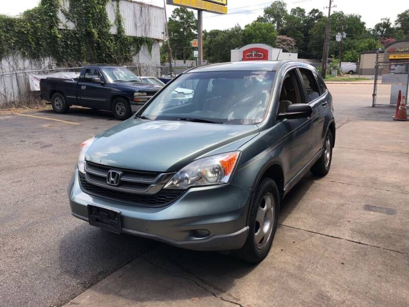 2010 Honda CR-V for sale at 4 Girls Auto Sales in Houston TX