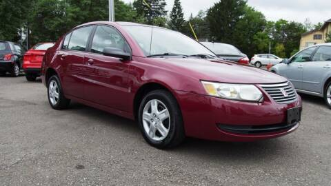 2006 Saturn Ion for sale at Just In Time Auto in Endicott NY