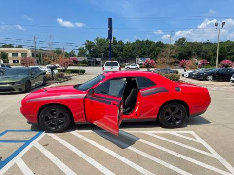 2016 Dodge Challenger for sale at A & K Auto Sales in Mauldin SC