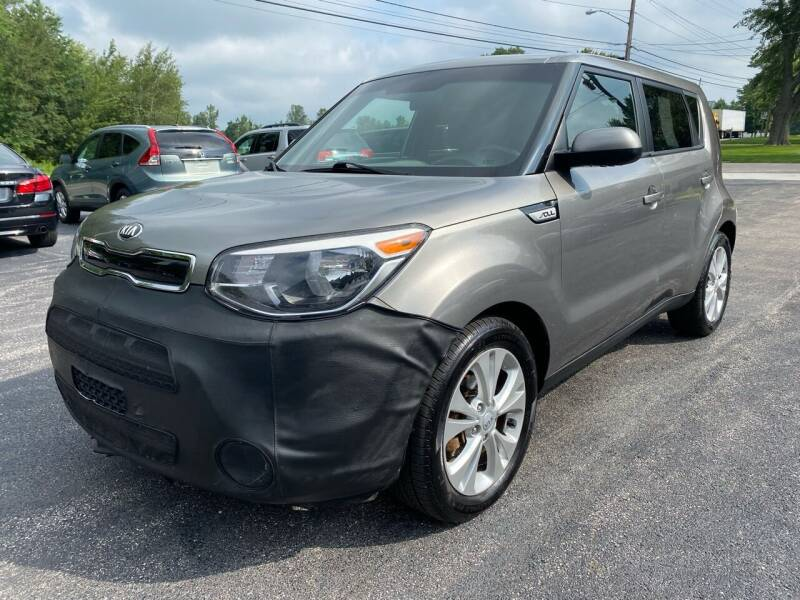 2015 Kia Soul for sale at Erie Shores Car Connection in Ashtabula OH