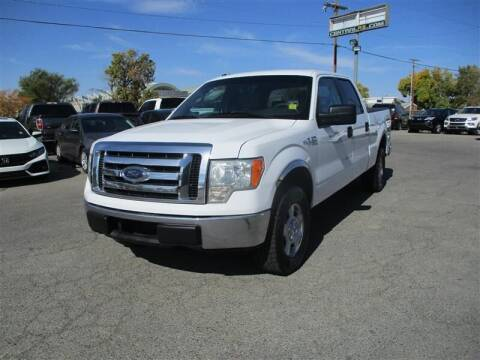 2009 Ford F-150 for sale at Central Auto in South Salt Lake UT