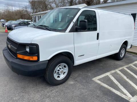2005 Chevrolet Express Cargo for sale at NextGen Motors Inc in Mt. Juliet TN