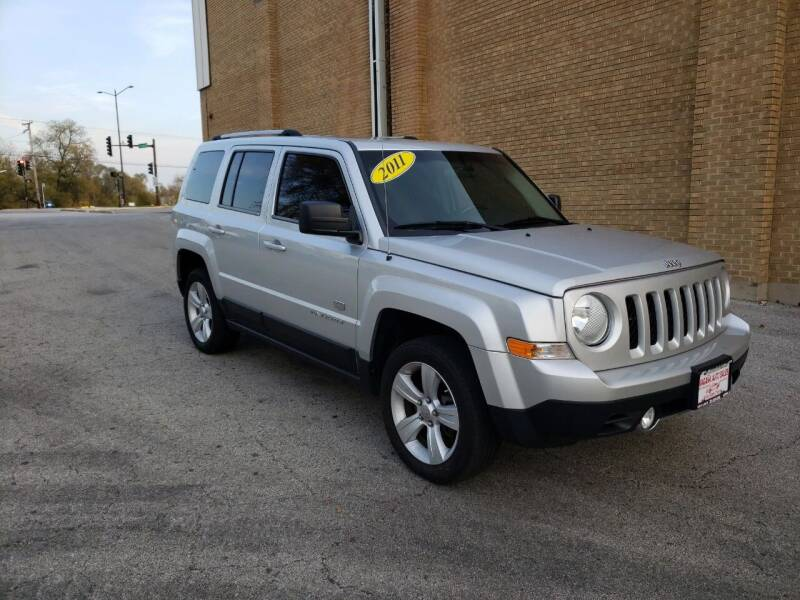 2011 Jeep Patriot for sale at Magana Auto Sales Inc in Aurora IL