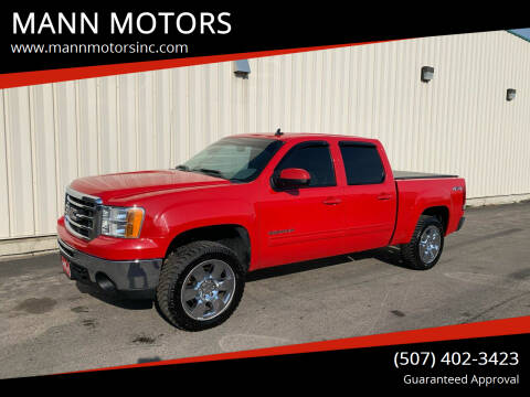 2011 GMC Sierra 1500 for sale at MANN MOTORS in Albert Lea MN