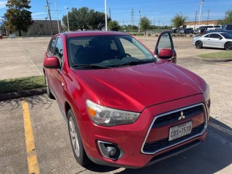 2013 Mitsubishi Outlander Sport for sale at FREDY KIA USED CARS in Houston TX