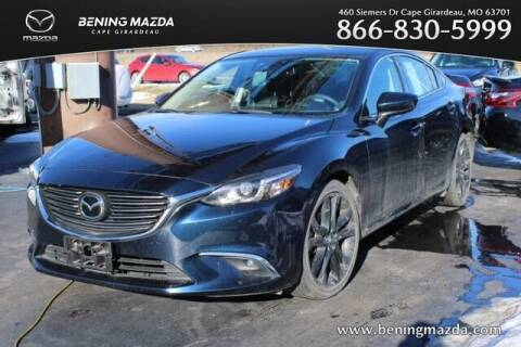 2016 Mazda MAZDA6 for sale at Bening Mazda in Cape Girardeau MO