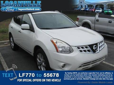 2012 Nissan Rogue for sale at Loganville Quick Lane and Tire Center in Loganville GA
