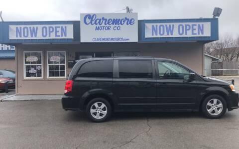 2012 Dodge Grand Caravan for sale at Claremore Motor Company in Claremore OK