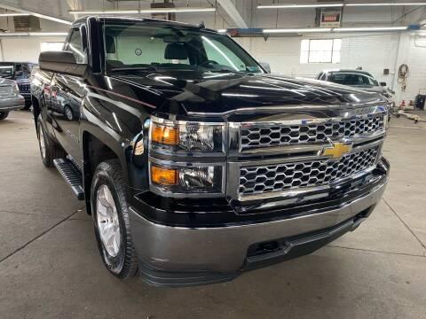 2014 Chevrolet Silverado 1500 for sale at John Warne Motors in Canonsburg PA