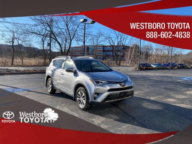 2018 Toyota RAV4 Hybrid for sale in Westborough, MA