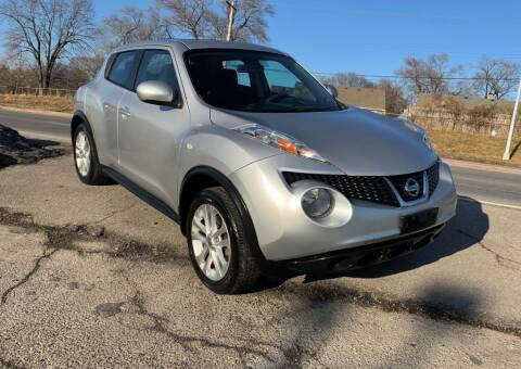 2013 Nissan JUKE for sale at InstaCar LLC in Independence MO