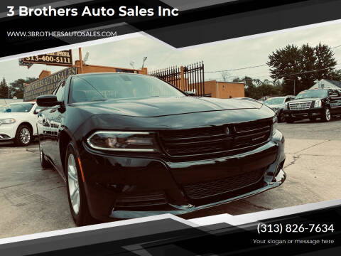2019 Dodge Charger for sale at 3 Brothers Auto Sales Inc in Detroit MI