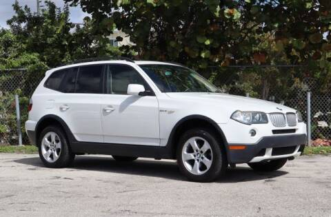 2008 BMW X3 for sale at No 1 Auto Sales in Hollywood FL