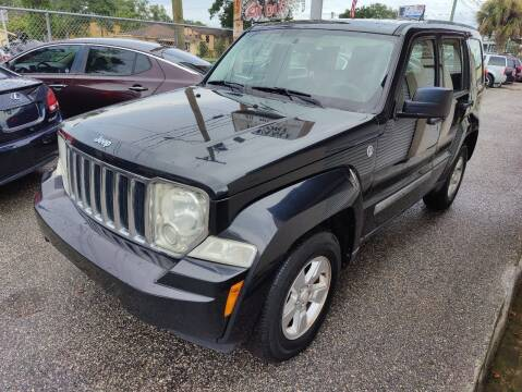 2012 Jeep Liberty for sale at Advance Import in Tampa FL