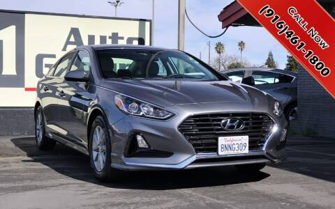 2018 Hyundai Sonata for sale at H1 Auto Group in Sacramento CA