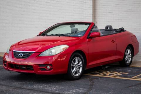 2007 Toyota Camry Solara for sale at Carland Auto Sales INC. in Portsmouth VA