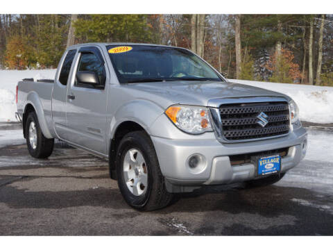 2009 Suzuki Equator for sale at VILLAGE MOTORS in South Berwick ME