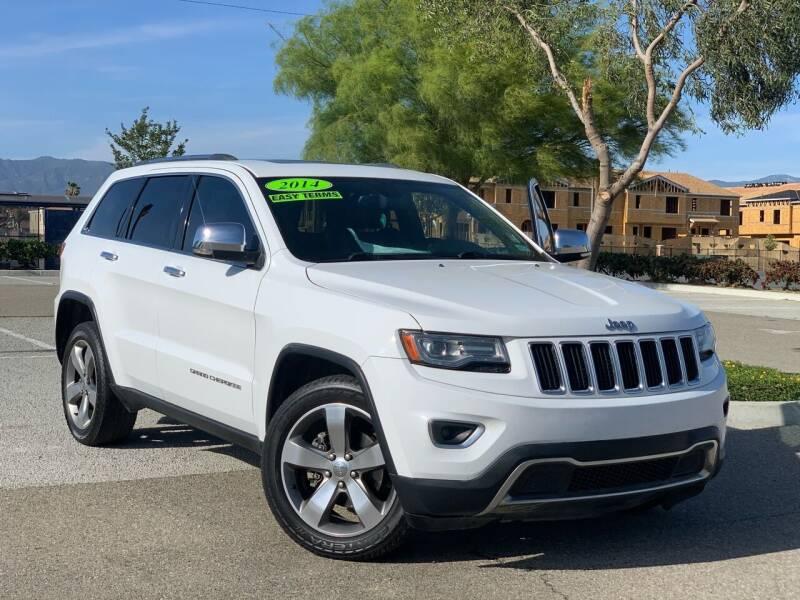 2014 Jeep Grand Cherokee for sale at Esquivel Auto Depot in Rialto CA