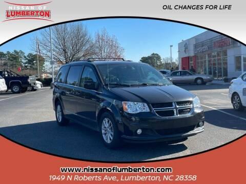 2019 Dodge Grand Caravan for sale at Nissan of Lumberton in Lumberton NC