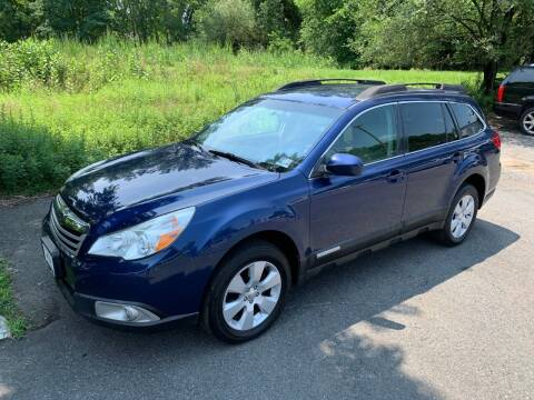 2011 Subaru Outback for sale at Crazy Cars Auto Sale in Jersey City NJ