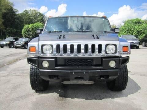 2005 HUMMER H2 for sale at Atlanta Luxury Motors Inc. in Buford GA