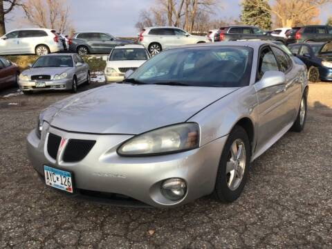 2008 Pontiac Grand Prix for sale at Sparkle Auto Sales in Maplewood MN