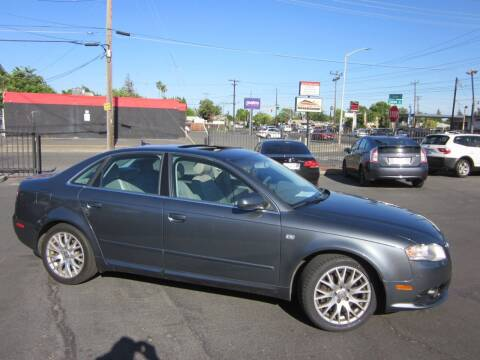 2008 Audi A4 for sale at Public Wholesale in Sacramento CA