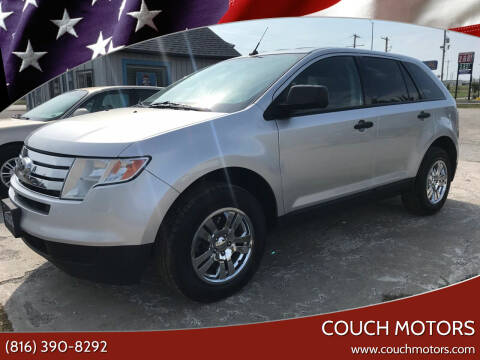 2010 Ford Edge for sale at Couch Motors in Saint Joseph MO