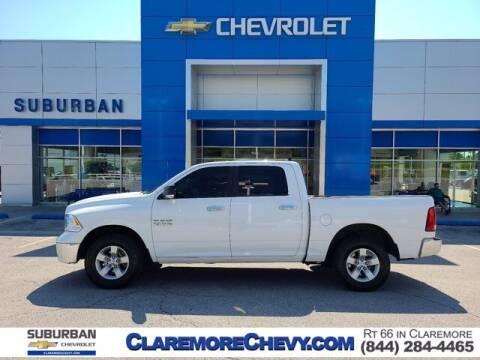 2013 RAM Ram Pickup 1500 for sale at Suburban Chevrolet in Claremore OK