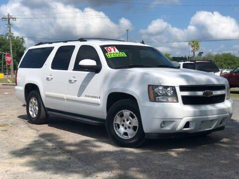 2007 Chevrolet Suburban for sale at Harry's Auto Sales, LLC in Goose Creek SC