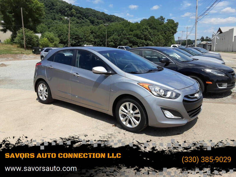 2014 Hyundai Elantra GT for sale at SAVORS AUTO CONNECTION LLC in East Liverpool OH