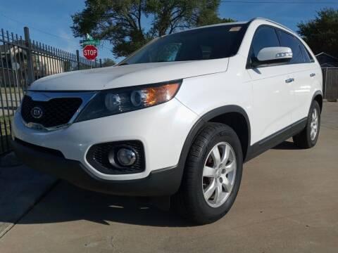 2013 Kia Sorento for sale at Auto Haus Imports in Grand Prairie TX