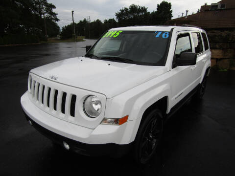 2016 Jeep Patriot for sale at Mike Federwitz Autosports, Inc. in Wisconsin Rapids WI