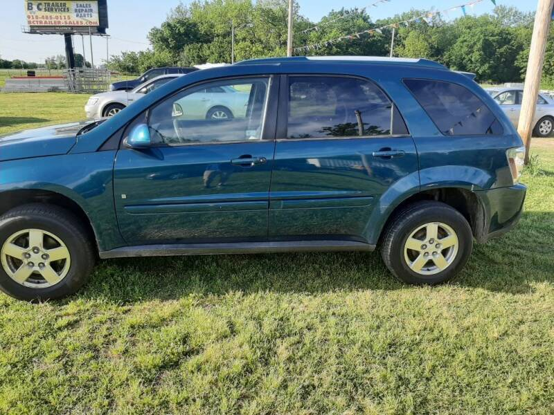 2006 Chevrolet Equinox for sale at Page Used Cars in Muskogee OK