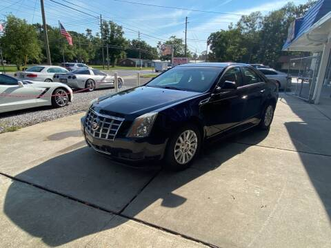 2012 Cadillac CTS for sale at INTERSTATE AUTO SALES in Pensacola FL
