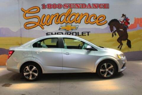 2020 Chevrolet Sonic for sale at Sundance Chevrolet in Grand Ledge MI
