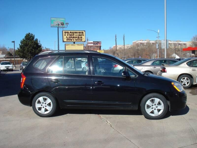 2009 Kia Rondo for sale at Frontier Motors Ltd in Colorado Springs CO