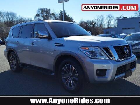 2019 Nissan Armada for sale at ANYONERIDES.COM in Kingsville MD