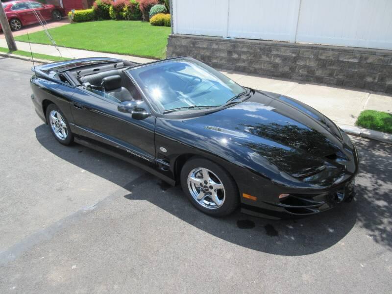 2002 Pontiac Firebird for sale at Island Classics & Customs in Staten Island NY