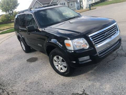 2008 Ford Explorer for sale at Supreme Auto Gallery LLC in Kansas City MO