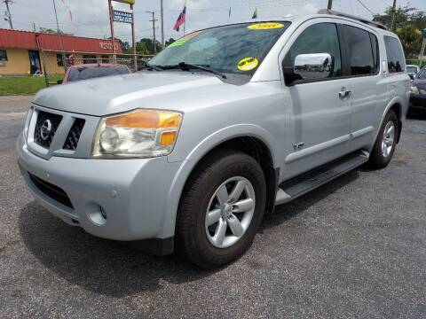 2008 Nissan Armada for sale at AUTO IMAGE PLUS in Tampa FL