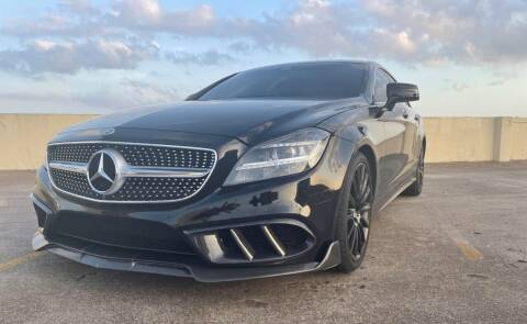 2015 Mercedes-Benz CLS for sale at EA Motorgroup in Austin TX