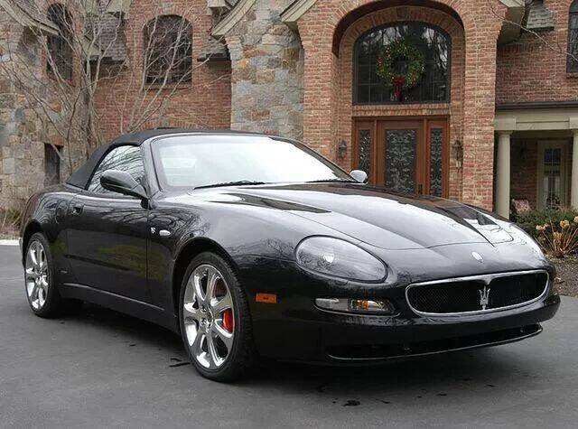 2003 Maserati Spyder for sale at TOP OFF MOTORS in Costa Mesa CA