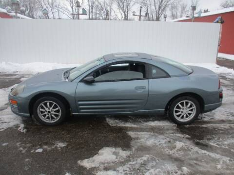 2000 Mitsubishi Eclipse for sale at Chaddock Auto Sales in Rochester MN