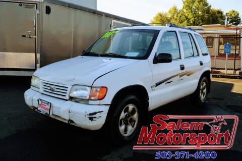 1997 Kia Sportage for sale at Salem Motorsports in Salem OR