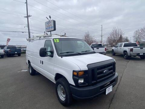 2013 Ford E-Series Cargo for sale at S&S Best Auto Sales LLC in Auburn WA