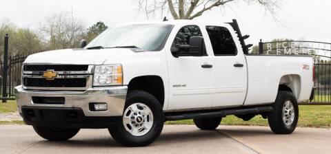 2014 Chevrolet Silverado 2500HD for sale at Texas Auto Corporation in Houston TX