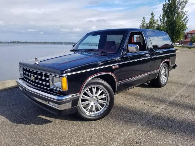 1984 Chevrolet S-10 Blazer for sale in Erie, PA