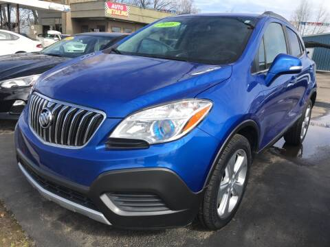 2016 Buick Encore for sale at BEST AUTO SALES in Russellville AR